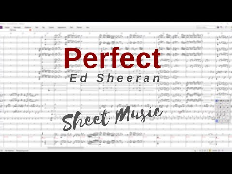 Perfect - Ed Sheeran (Piano Solo)
