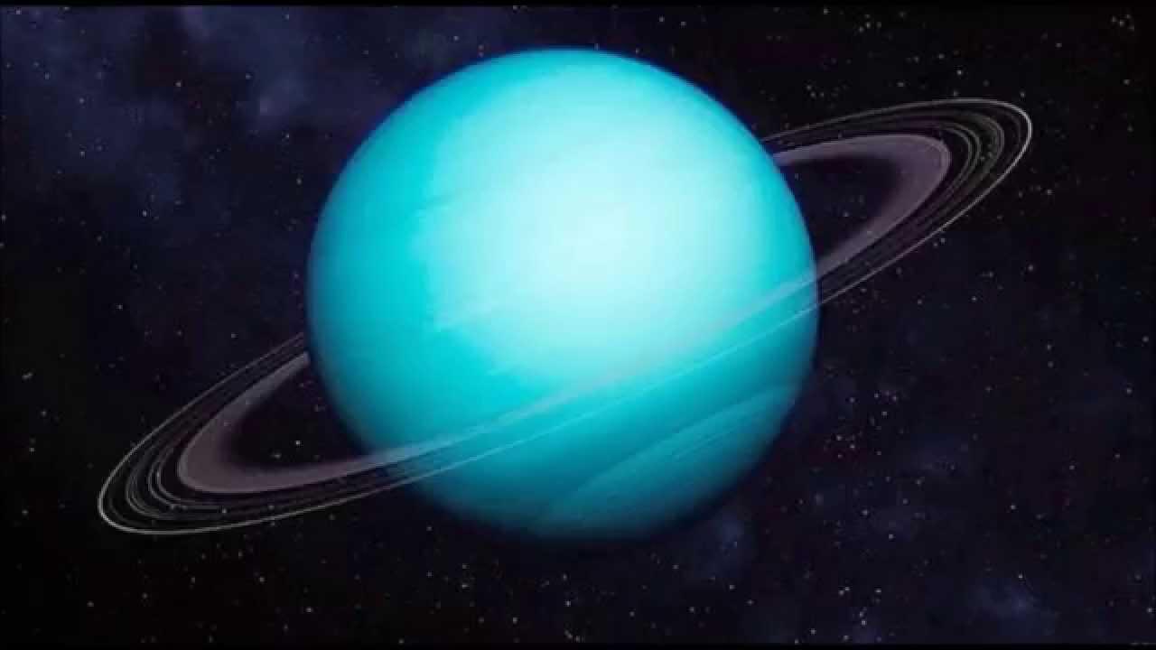 Los sonidos de Urano - YouTube