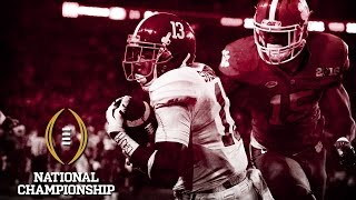 ArDarius Stewart On Jake Coker | Alabama National Champions