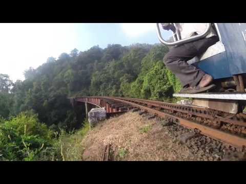 Nilgiri Mountain Railway in Indien