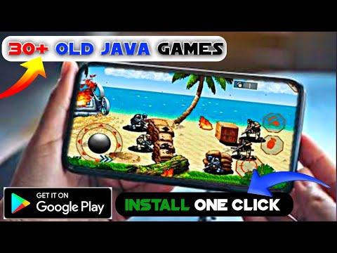 All Old Java Games For Android | 30+ Java Games | Gameloft Clasic 20 Years | Install One Click