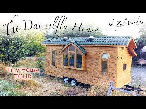 Damselfly Tour - A Jewel of Functional Craftsmanship - Filmed in 4k