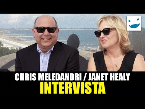 Sing: Chris Meledandri & Janet Healy TIFF Red Carpet Premiere Interview clip