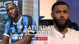 Yungen, Chunkz & Yung Filly debate the BIGGEST trending topics in football! | Saturday Social