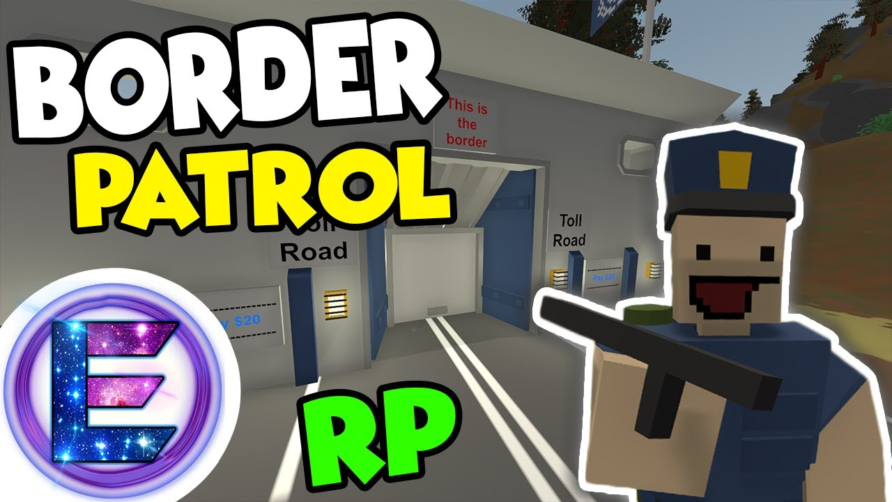 Berlin Border Patrol RP Toll Road Bypass Get Shot On The Job - Berlin map unturned