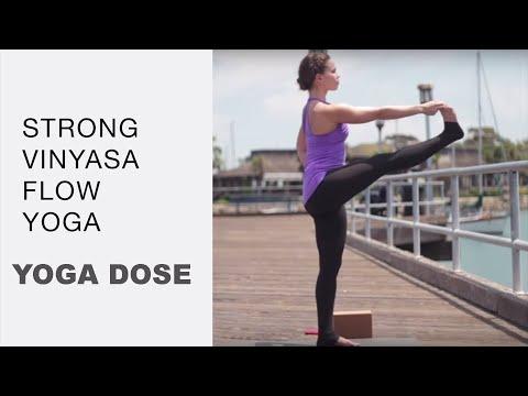 Strong & Smart Vinyasa Yoga With Tim Senesi