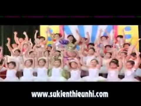 Nhảy cùng bé yêu tập 5 - Truyền hình thiếu nhi - www.sukienthieunhi.com
