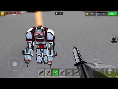 EPIC BOSS BATTLE! |Pixel Gun 3D #6
