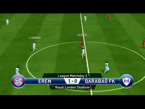 Pes Club Manager Android Gameplay