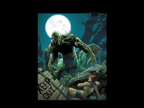 Grudge Match 30: Man-Thing vs Swamp Thing