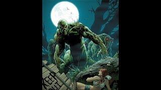 Grudge Match 30: Man-Thing vs Swamp Thing