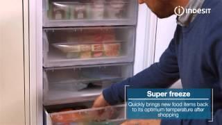 indesit caa55 fridge freezer