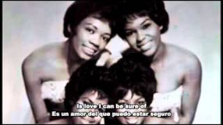 The Shirelles   Will You Love Me Tomorrow- Subtitulado
