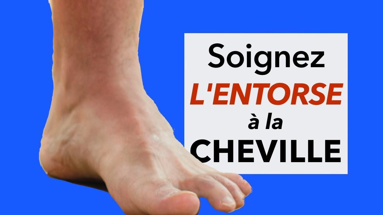 double coupon magasiner pour l'original fréquent How to treat a sprained or twisted ankle!