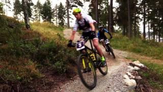 Biking Dalarna Dag 1