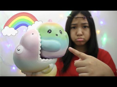 My Squishy Collection Ita : MY RAINBOW SQUISHY COLLECTION!!! - YouTube