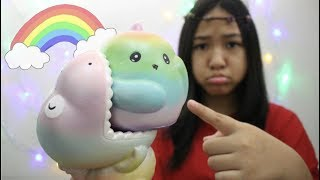 MY RAINBOW SQUISHY COLLECTION!!!