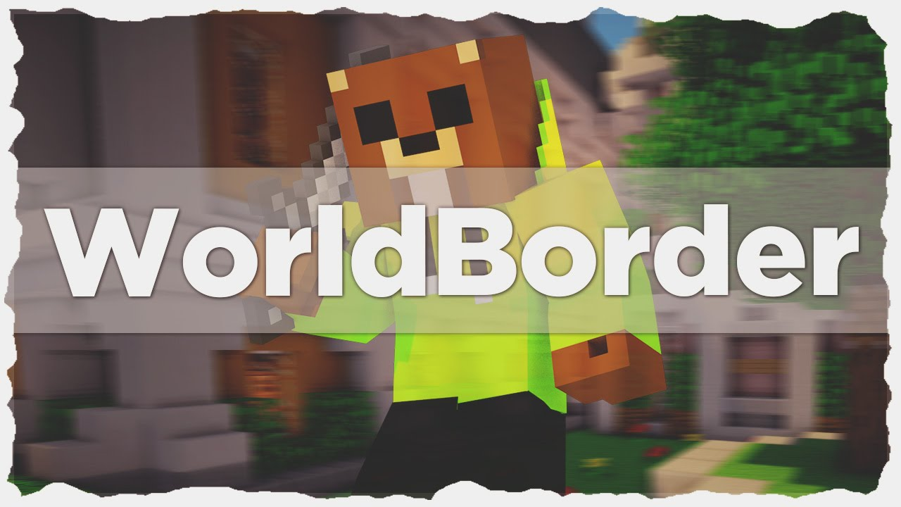 Minecraft Server Plugin Worldborder 1000 Abo Special 34