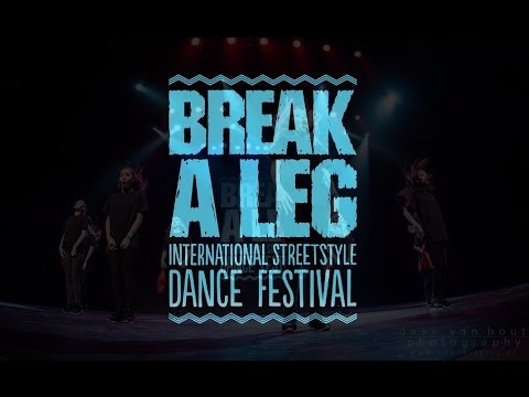 Break A Leg 2015 | Babes'N'Beats