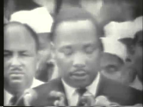 "Martin Luther King | ""I Have A Dream"" Speech"