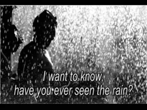 [Música] Have You Ever Seen The Rain   Creedence Clearwater Revival [legendas em inglês].wmv