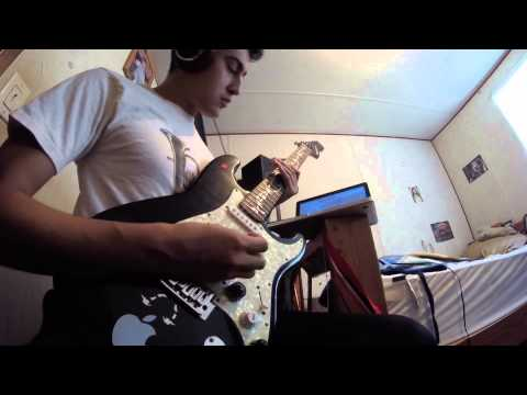 Sharks In Your Mouth- I Killed The Prom Queen: Guitar Cover