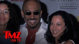 Kamala Harris Dated Talk Show Host Montel Williams in 2001 | TMZ