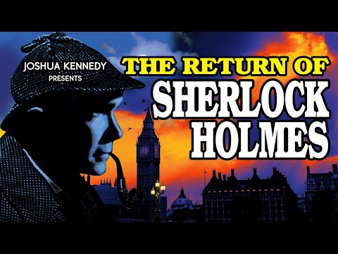 THE RETURN OF SHERLOCK HOLMES (2016) Official Trailer
