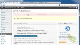 How to Send WordPress Posts to Twitter