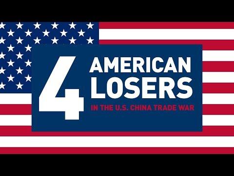 4 American losers in the U.S.-China trade war