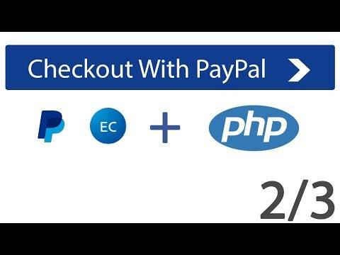 PayPal Express Checkout: Setting Up PayPal Sandbox and BrainTree Sandbox