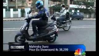 TVS Wego vs Honda Activa vs Mahindra Duro