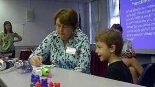 autism training and evaluating test