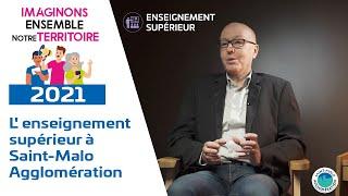 L' enseignement supérieur à Saint-Malo Agglomération