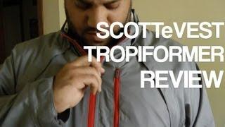 SCOTTeVEST Tropiformer Jacket Review