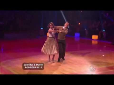 Season 11 - Jennifer Grey & Derek Hough Journey