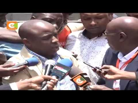Meeting to pick Nairobi elections board ends in chaos