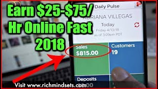 (2018) Easiest Way To Make Money Online  - How To Make Money Online Fast 2018