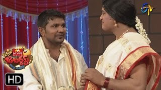 Venky Monkies Performance | Extra Jabardsth | 21st April  2017 | ETV Telugu