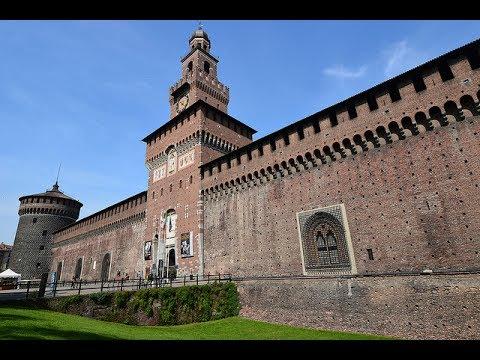 Sforza Castle (Milan, Italy)