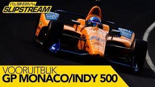 Uitschakeling Alonso goed voor Indy 500 | SLIPSTREAM