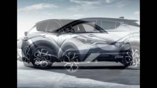 видео Авто-новости - В России стартуют продажи кроссовера Toyota C-HR