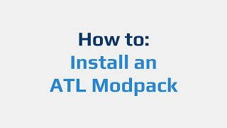 How to: Install an ATL Modpack