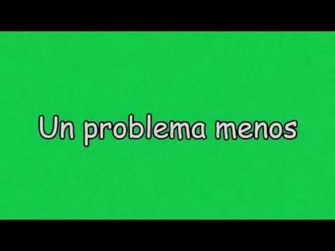 Cuarteto de Nos - Un problema menos (Letra + HD) Lyrics Video