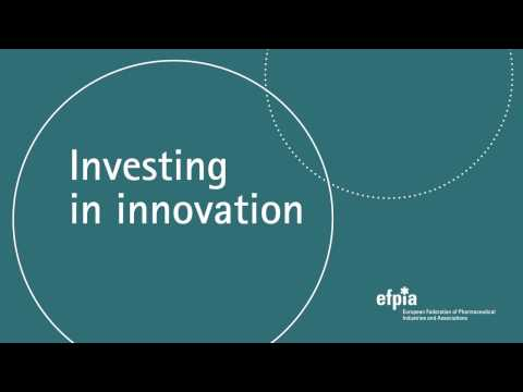 The Pharmaceutical Industry - Investing in innovation