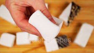 Плевый маршмеллоу. Самый легкий рецепт маршмеллоу | Easy marshmallow