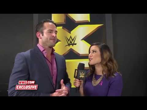 "Roderick Strong: ""Luck is for Losers"": NXT Exclusive, Oct. 13, 2016"