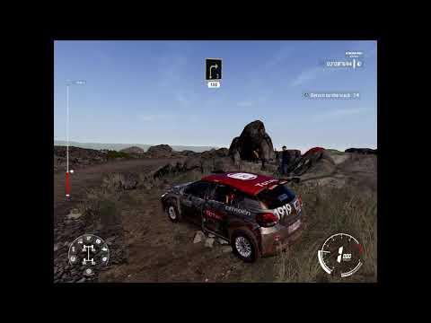 WRC 9 FIA World Rally Championship Test Gameplay Intel HD 4000 |