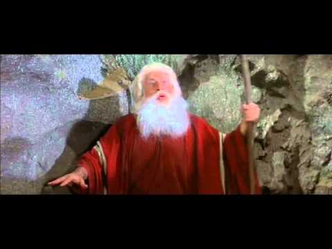 History of the World Part 1 Mel Brooks  Old Testament  Moses  Ten Commandments