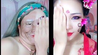 OMG Makeup vs No Makeup 😱 Unbelievable Power of Makeup 😱 Best Viral  Makeup Transformations 2018